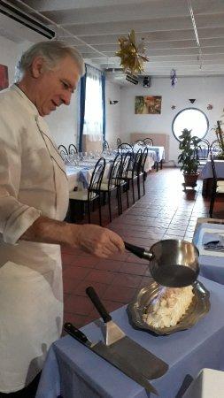 Foulayronnes, France: Omelette norvégienne par chef.