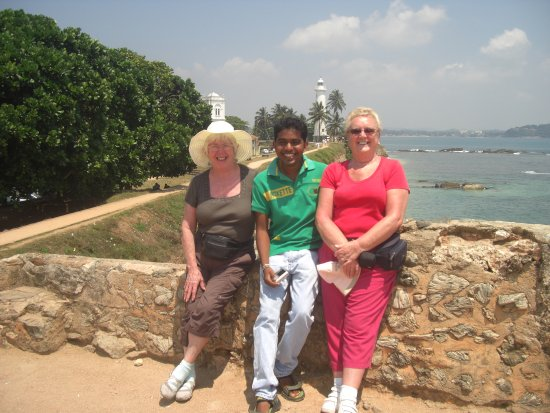 Bentota, Sri Lanka: with Uk Clients