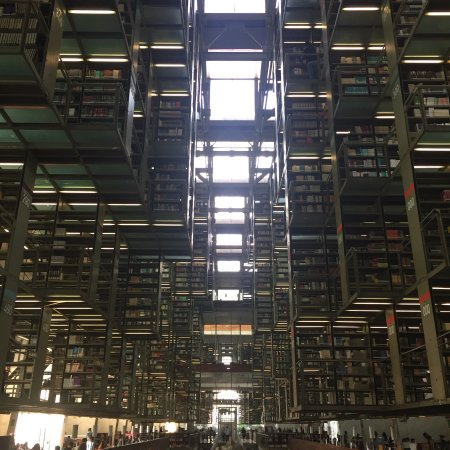 Biblioteca Vasconcelos: photo0.jpg
