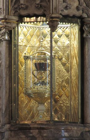 Chapel of the Holy Grail : The Holy Grail?