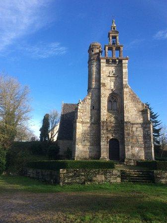 Chapelle Saint-Genevieve