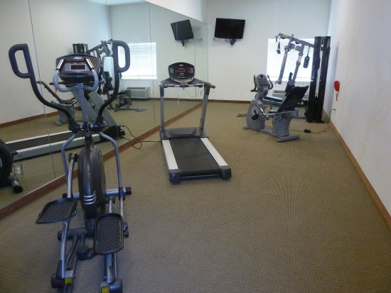 Gun Barrel City, TX: Fitness Center