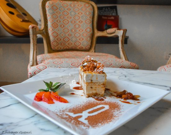 El Ali : Who can resist such a lovely dessert?