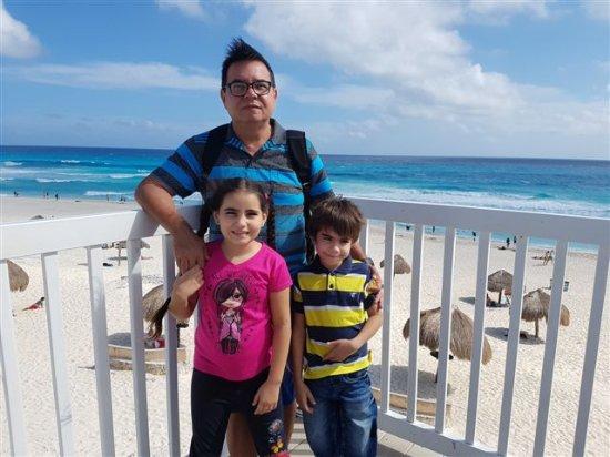 Playa Delfines: Inolvidables vistas