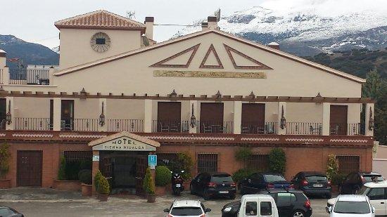 Hotel Sierra Hidalga: NEVADA 2018