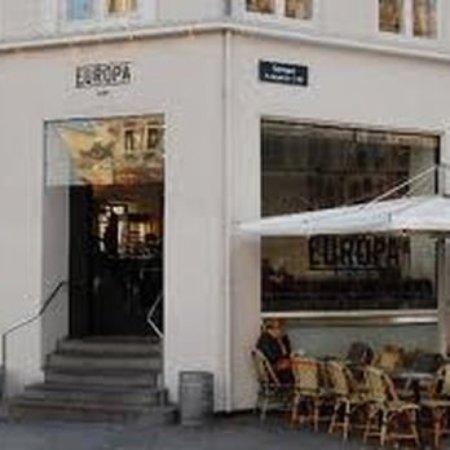 Cafe Europa 1989 Foto
