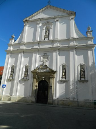 Church of St. Catherine: @spring