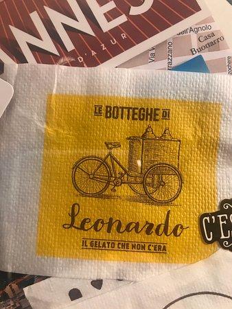 Le Botteghe di Leonardo: Souvenir collecting!