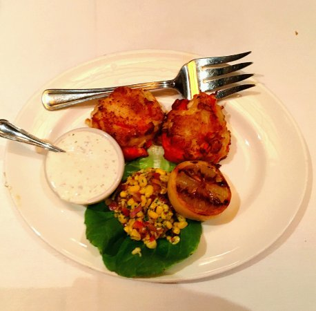 Dunwoody, GA: Capital Grille Lobster Crab Cakes