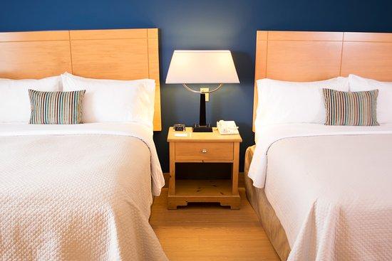 Smart iStay Hotel in McAllen: Amplias habitaciones