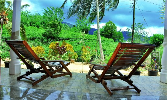 Balcony - Picture of Rainforest Mount Lodge, Deniyaya - Tripadvisor