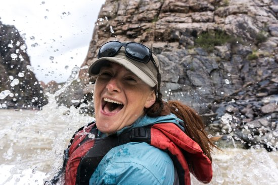 Green River, UT : Whitewater Rafting on the Colorado River through Westwater Canyon