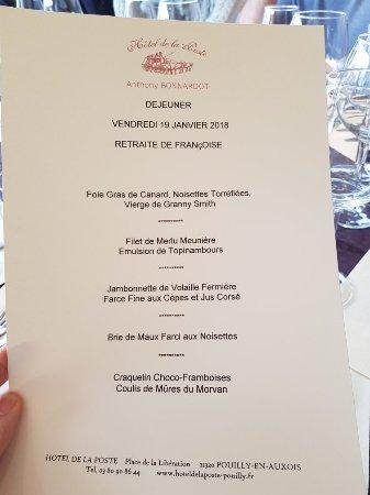 Pouilly-en-Auxois, Fransa: 20180119_124506_large.jpg