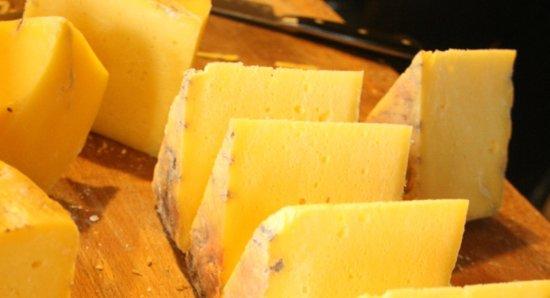 Putnam Station, Estado de Nueva York: Homemade Cheese