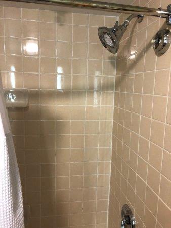 shower stall - Picture of Crowne Plaza Dayton, Dayton - TripAdvisor