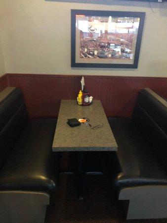 Vandalia, OH: my booth