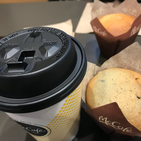 Grand Rapids, MN: Coffee/muffin combo $1.99