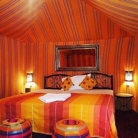 Moda Camp Merzouga: Best trip in sahara