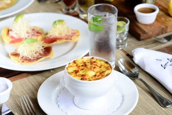 Sopa de Cebolla (CENAS) - Picture of Loma Linda Santa Fe, Mexico ...