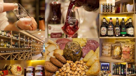 Estação Terroir Vinhos e Gourmeteria