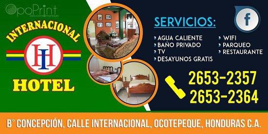 Nueva Ocotepeque, Honduras: RESERVACIONES A LOS TELEFONOS (504) 2653-2364