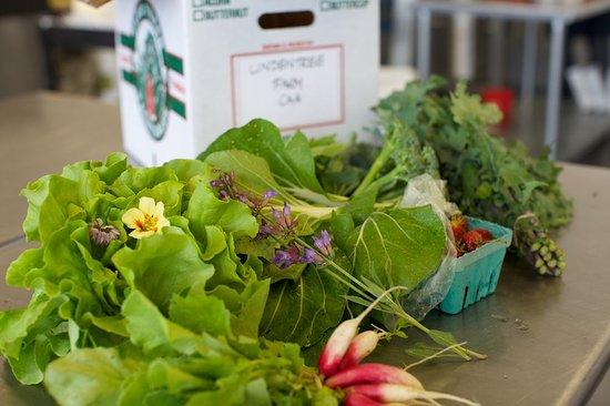 เวสต์ฟอร์ด, แมสซาชูเซตส์: Clover Food Lab
