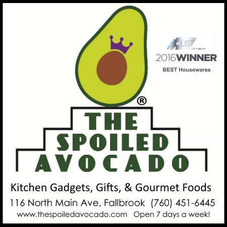 Fallbrook, CA: All things avocado and kitchen!