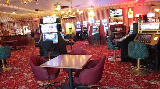 Amargosa Valley, NV: Casino in the lobby