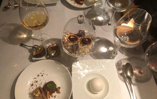 Cobea: Dessert! Gold! Fancy Dishes! Edible arrangements! YUM!