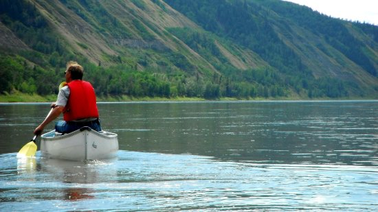 Connect with nature....Reconnect with yourself. Hospitality on the banks of the Peace River!