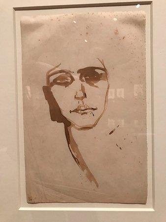 The Jewish Museum: beautiful drawing