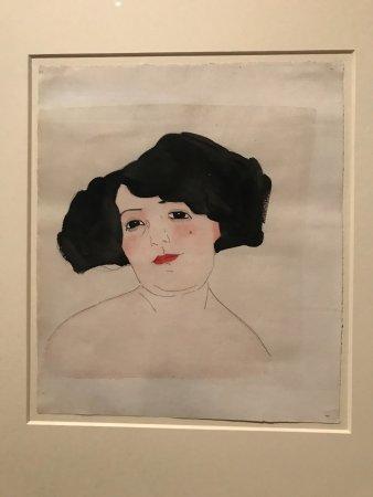 The Jewish Museum: painting by Modigliani