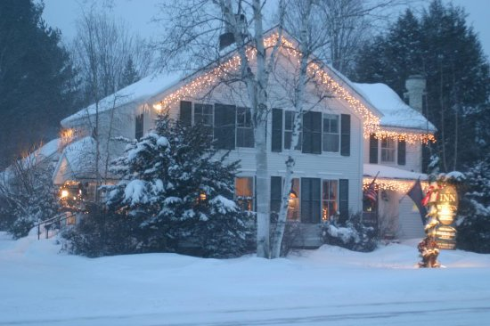 Weston, VT: Winter wonderland
