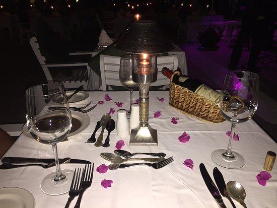 Jamaica Inn: My Birthday Table