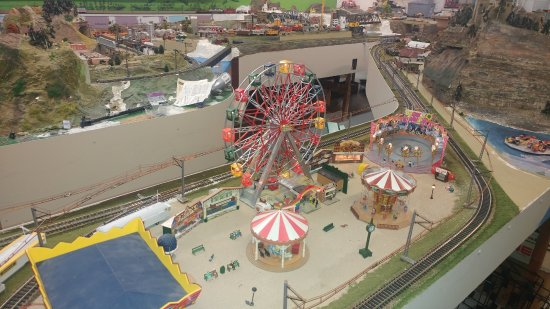 Washington, MO: The Carnival Comes to Town