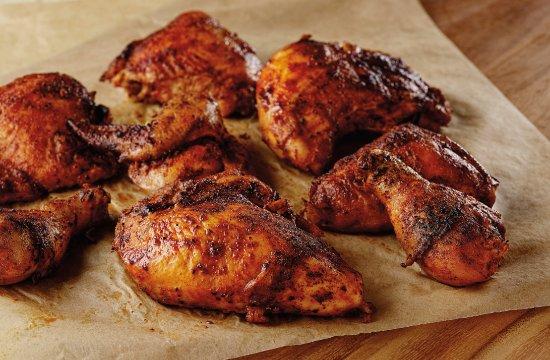 มิดเวสต์ซิตี, โอคลาโฮมา: Home of The Original Golden Tenders™, Golden Chick is a fast food restaurant chain offering Gold