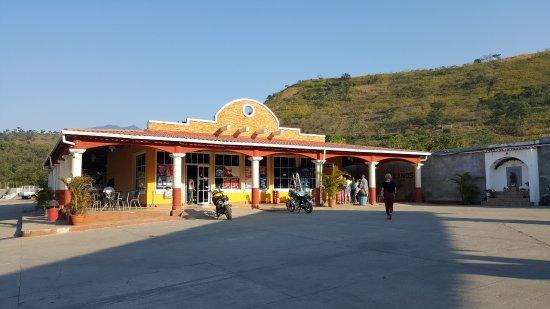 Zacapa, Guatemala : un parking spacieux