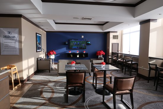Linthicum Heights, MD: Club Lounge