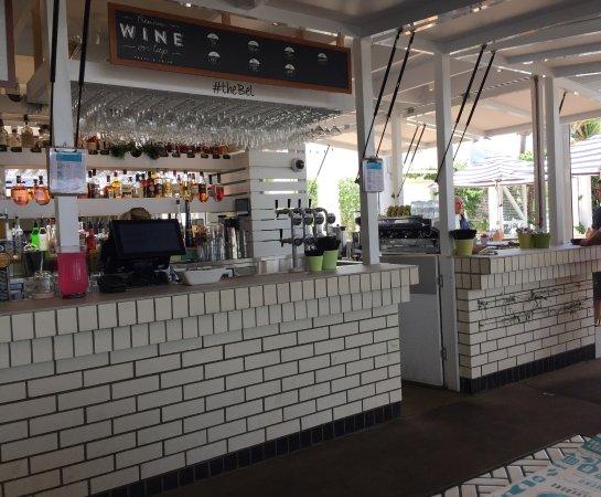 Woody Point, Australia: Bar ad Coffee