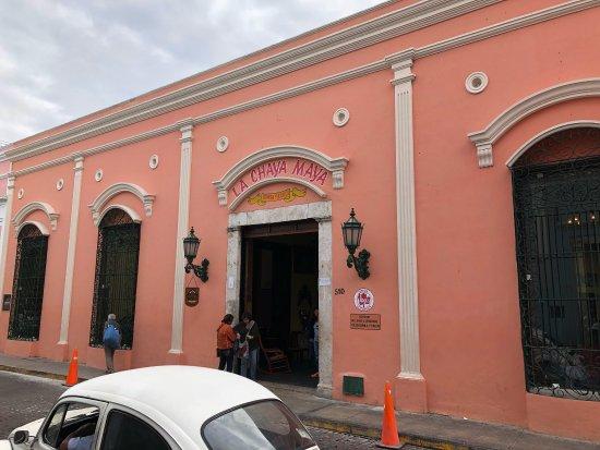 La Chaya Maya: photo0.jpg