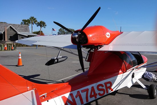 Jones Brothers Air and Seaplane Adventures: pusher prop and 914 Turbo Rotax