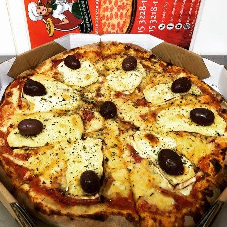 A Melhor Pizza Artesanal