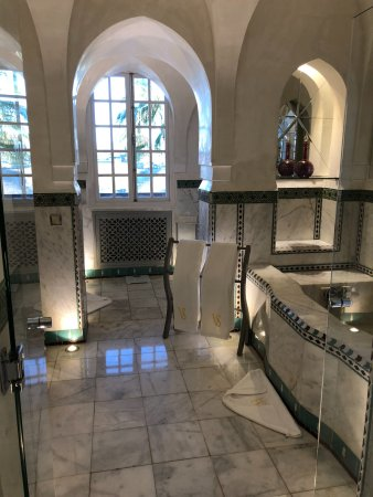 Temara, Morocco: Royal bathroom
