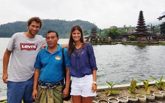 Bali Viajar: El templo de agua de Ulundanu Beratan