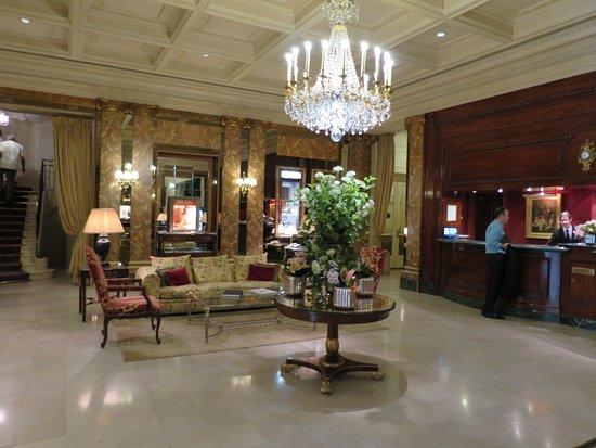Lobby - Picture of Hotel Westminster, Paris - TripAdvisor