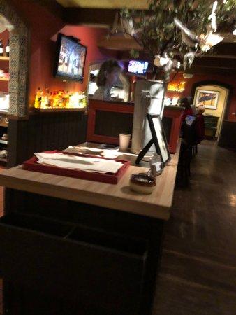 Breakaway Cafe: dining