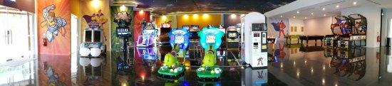 Bandar Penawar, Malaysia: Games Room