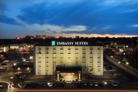 Embassy Suites by Hilton Denver Tech Center North: Exterior
