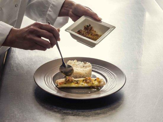 Le Blanc-Mesnil, France: Restaurant