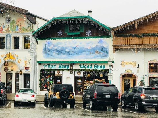 Leavenworth, WA: Front entrance